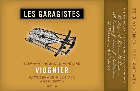 The 2010 Elephant Mountain Viognier
