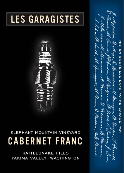 Les Garagistes Cabernet Franc