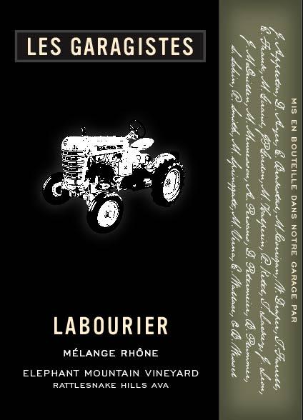Les Garagistes Labourier Côtes du Rhône style blend