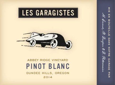 Les Garagistes Pinot Blanc