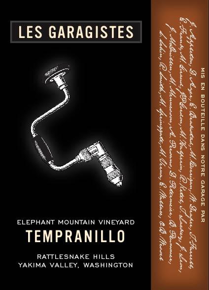 Les Garagistes Tempranillo