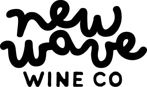 New Wave wine company logo